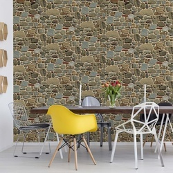 Stone Wall Texture Photo Wallpaper Wall Mural