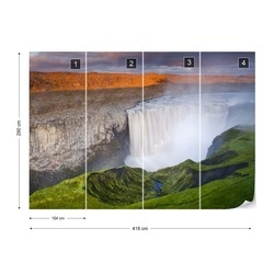Symphony Of Colours Photo Wallpaper Mural