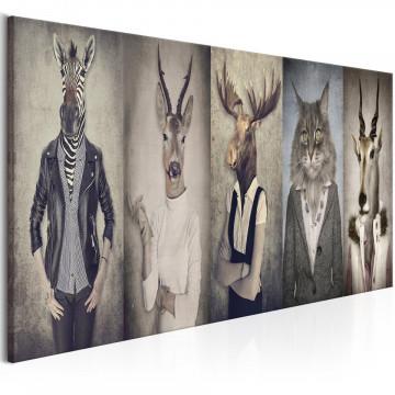 Tablou - Animal Masks