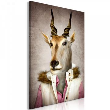 Tablou - Antelope Jessica (1 Part) Vertical