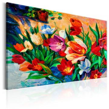 Tablou - Art of Colours: Tulips