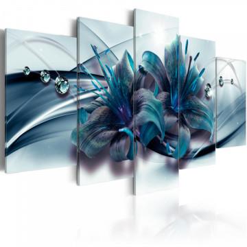 Tablou - Blue Lily
