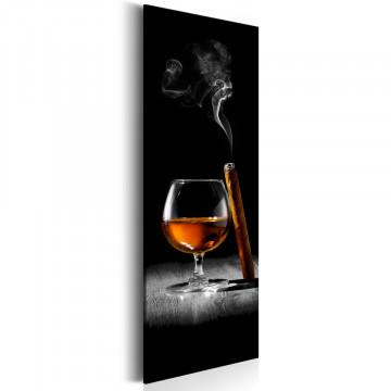Tablou - Cigar and Cogniac