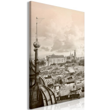 Tablou - Cracow: Royal Castle (1 Part) Vertical