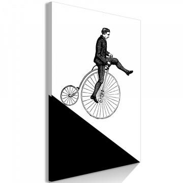 Tablou - Cyclist (1 Part) Vertical