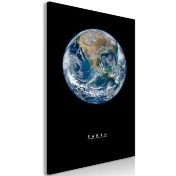 Tablou - Earth (1 Part) Vertical