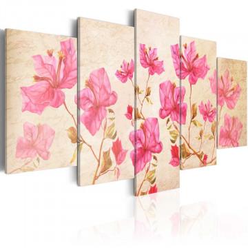 Tablou - Flowers in Pink