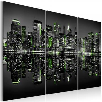 Tablou - Green New York