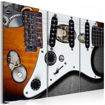 Tablou - Guitar Hero