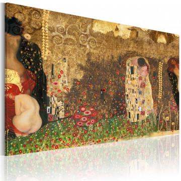 Tablou - Gustav Klimt - inspiration