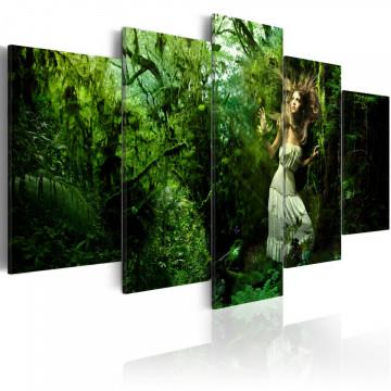 Tablou - Lost in greenery
