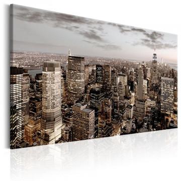 Tablou - New York at Dawn