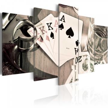 Tablou - Poker night