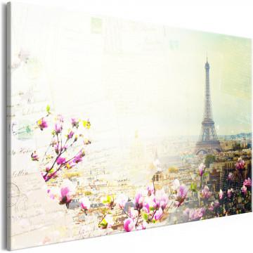 Tablou - Postcards from Paris (1 Part) Wide