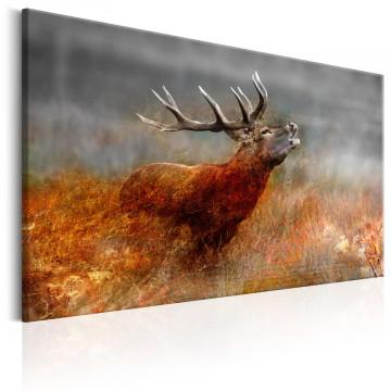 Tablou - Roaring Deer
