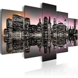 Tablou - The city that never sleeps - NYC - 5 pieces
