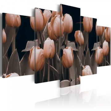 Tablou - Tulips in sepia