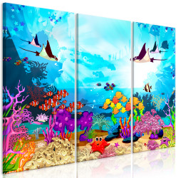 Tablou - Underwater Fun (3 Parts)