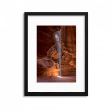 The Light Beam by Eduardo Llerandi