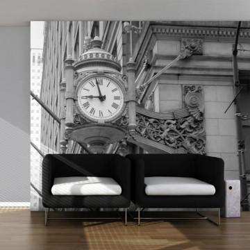 Fototapet - A stylish, classic clock