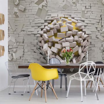 Adult Mural Wallpaper Modern 3D Photo Wallpaper Wall Mural