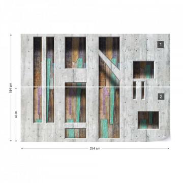 Adult Mural Wallpaper Textures & Effects Concrete Walls Photo Wallpaper Wall Mural