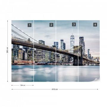 Brooklyn Bridge NYC Cool Filter
