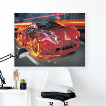 Cars & Transport Canvas Photo Print