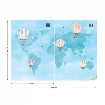 Cu Balonul în Jurul Lumii