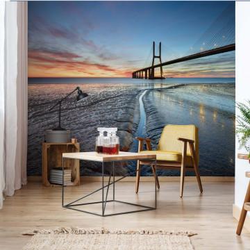 Follow Your Way Photo Wallpaper Mural