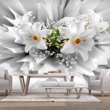 Fototapet autoadeziv - Floral Explosion