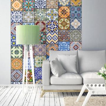 Fototapet - Colorful Mosaic