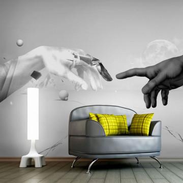 Fototapet - Intergalactic touch