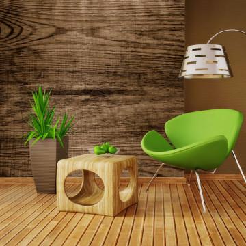 Fototapet - Solid wood