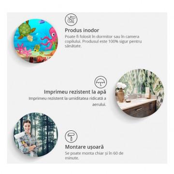 Fototapet XXL - Small travel. Large travel (English language)