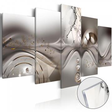 Imagine pe sticlă acrilică - Majesty of the Symmetry [Glass]