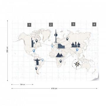 În Jurul Lumii – Harta Diversității Culturale