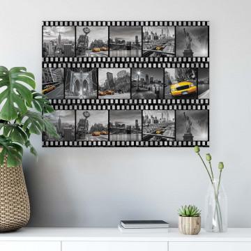 New York Canvas Photo Print