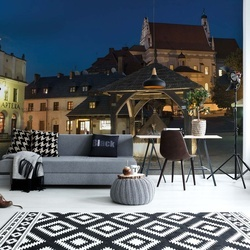 Old Town Square Photo Wallpaper Wall Mural