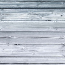 Painted Wood Plank Texture Blue Photo Wallpaper Wall Mural