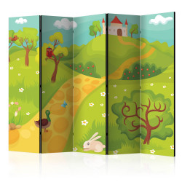 Paravan - A path to a magical castle II [Room Dividers]