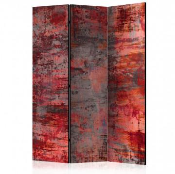 Paravan - Red Metal [Room Dividers]