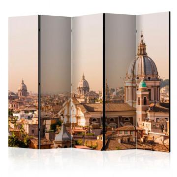 Paravan - Rome - bird's eye view II [Room Dividers]