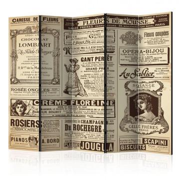 Paravan - Vintage Magazines II [Room Dividers]