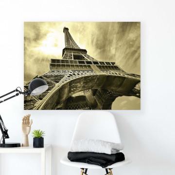 Paris Canvas Photo Print