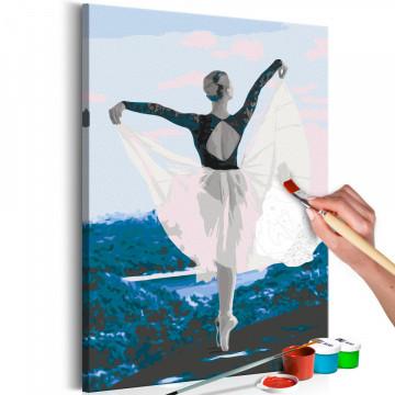 Pictatul pentru recreere - Ballerina Outdoor
