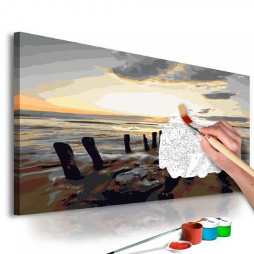 Pictatul pentru recreere - Beach (Sunrise)
