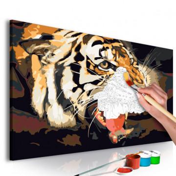 Pictatul pentru recreere - Tiger Roar