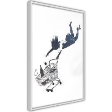 Poster - Banksy: Shop Until You Drop