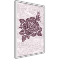 Poster - Monochromatic Rose